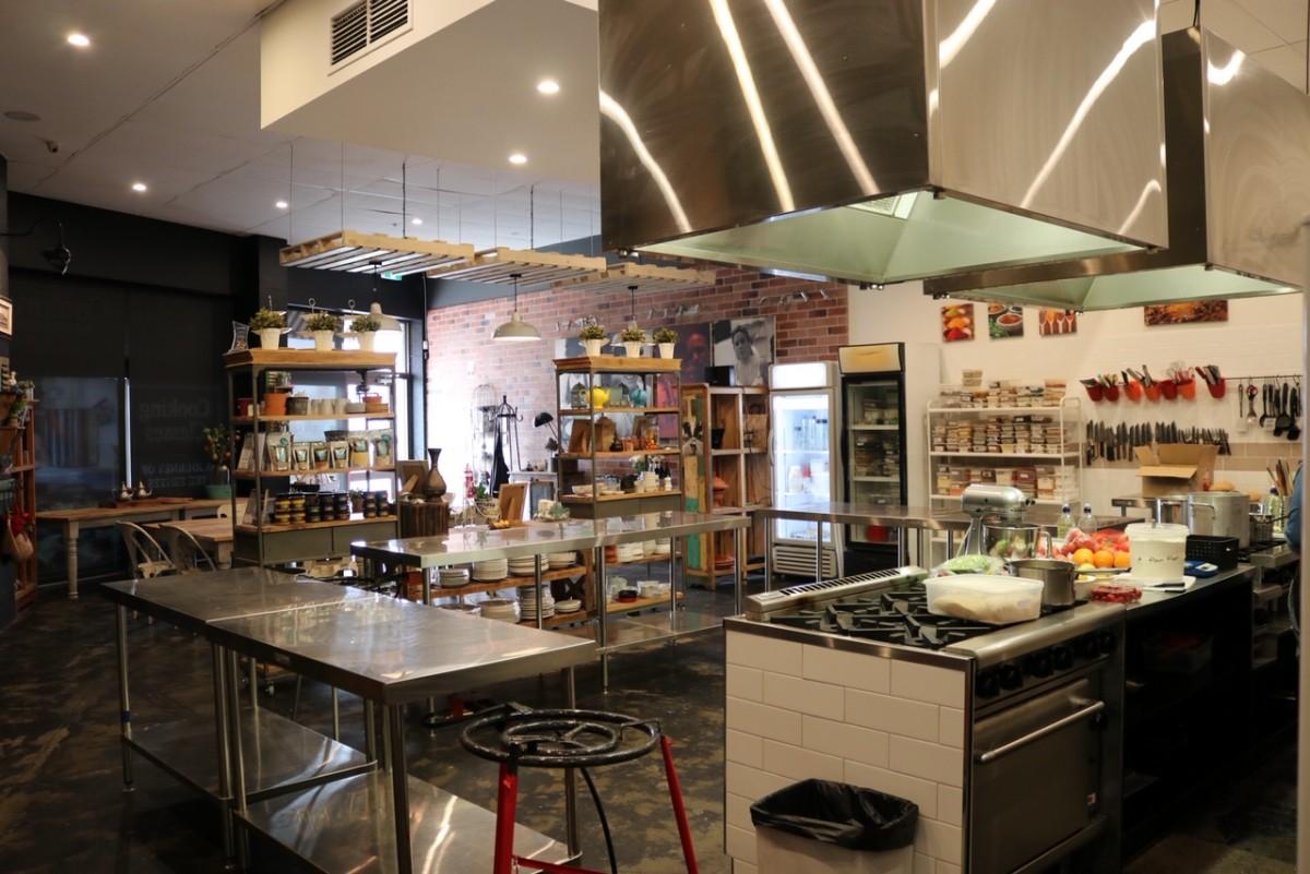 Perth City - Kitchen 1
