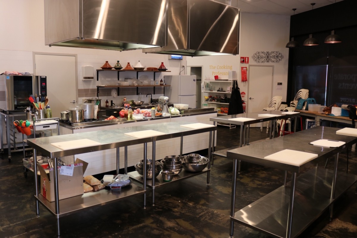 Perth City - Kitchen 2