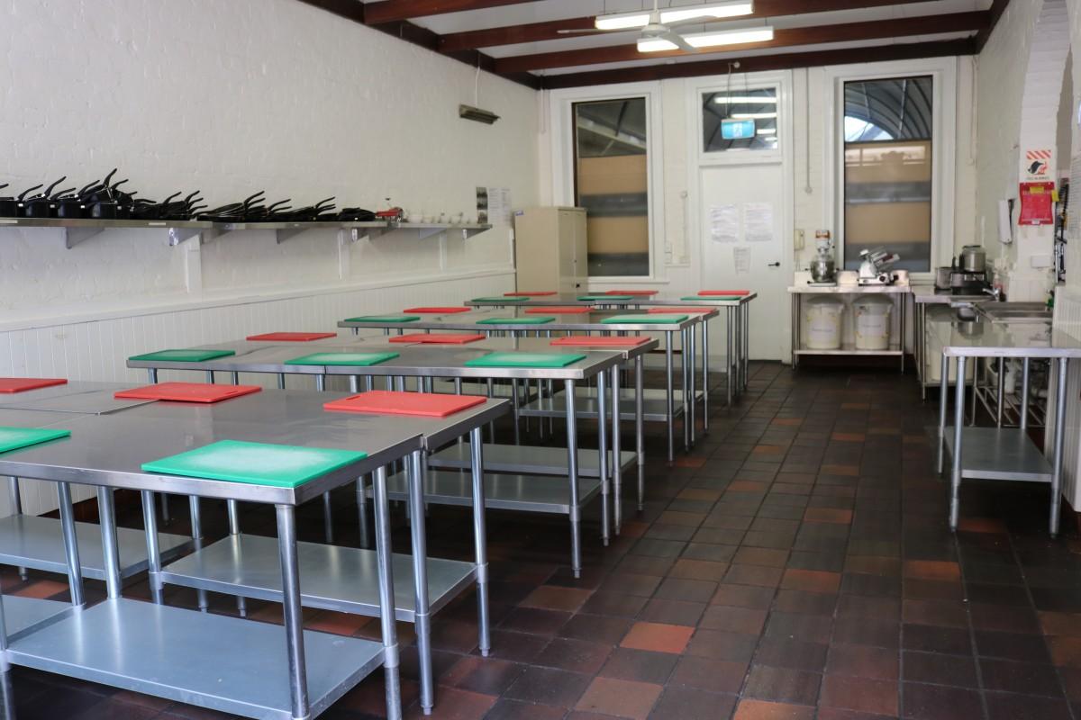 Fremantle - Kitchen 1